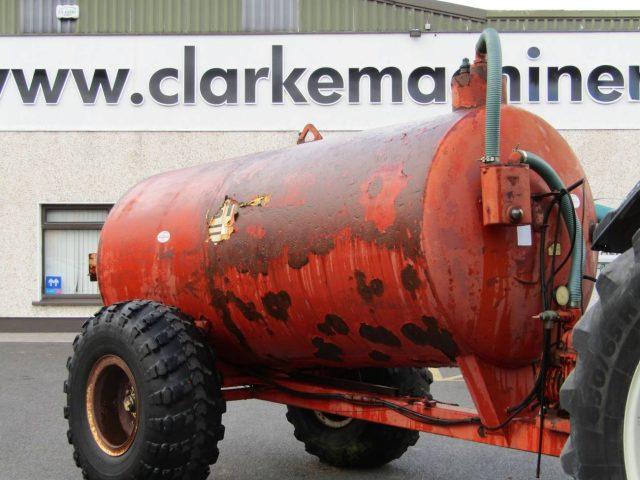 Star 100 gallon vac tank