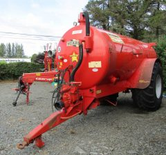 Herbst 2250 gallon vacuum tank
