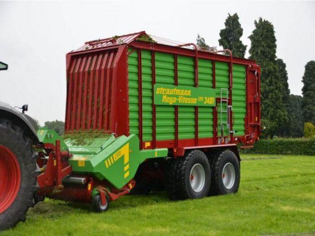 Strautmann Mega-Vitesse CFS