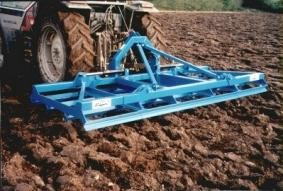 Fleming Hyd. Folding Land Leveller