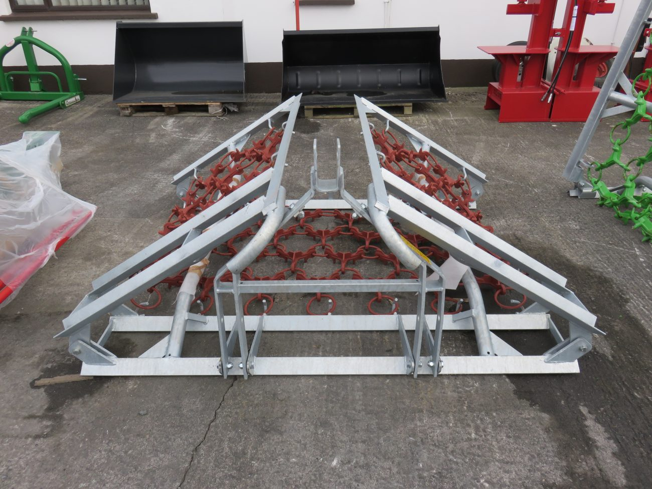 Jarmet Drag Harrow