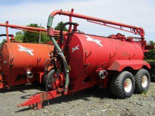 redrock 250 gallon vacuum tanker