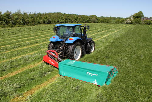 Taarup Side Mounted Disc Mowers