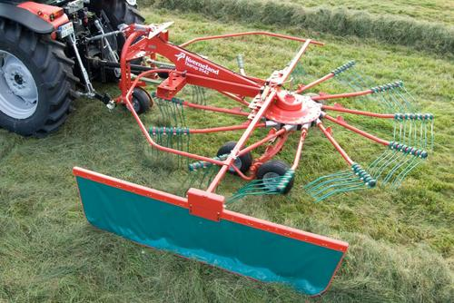 Taarup 9546 - Compact Single Rotor Rakes