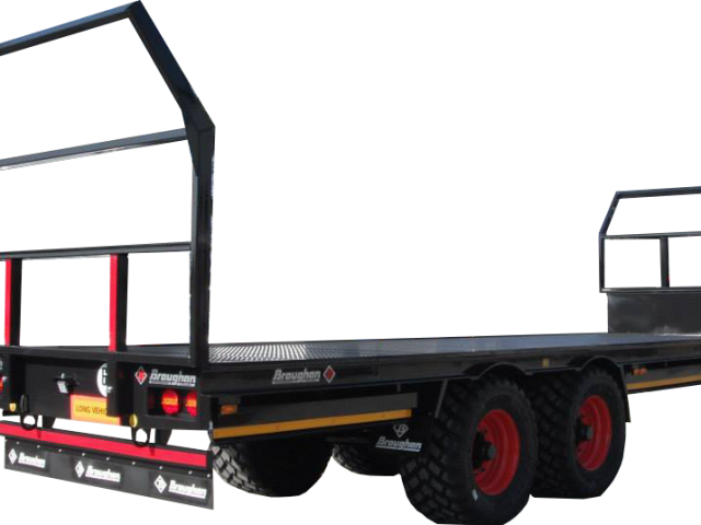 Led Brake Lights >> Broughan Bale Trailers | Clarke Machinery