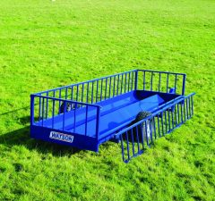 sheep young stock trailer
