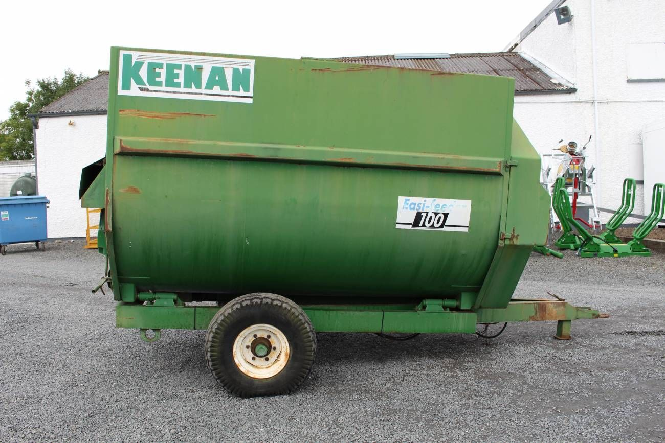 Keenan Diet Feeder | Clarke Machinery