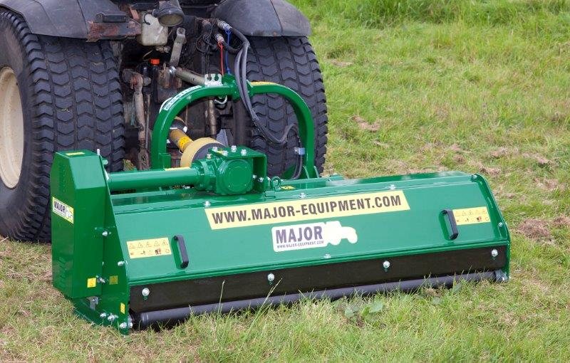 Major Toppers, Mowers & Flails | Make | Clarke Machinery