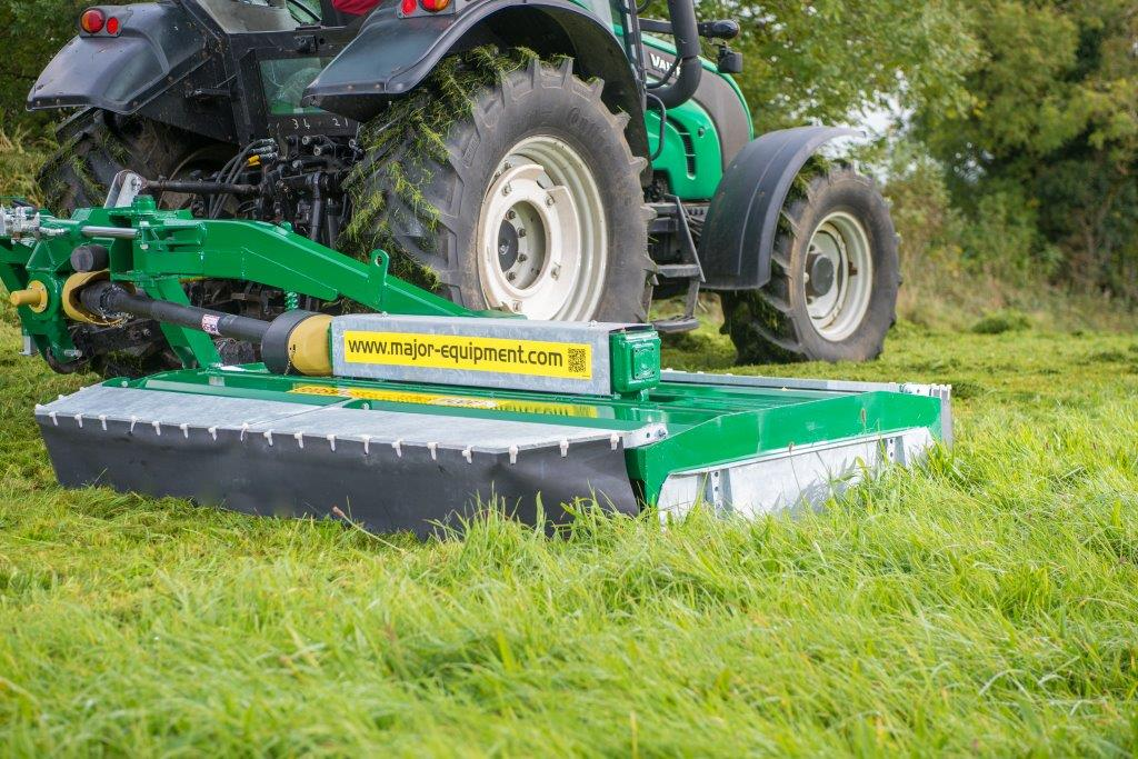 Major Toppers, Mowers & Flails   Make   Clarke Machinery