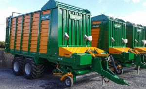 Malone Silage Wagons
