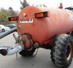 Redrock Vacuum tankers
