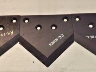 Baler knives