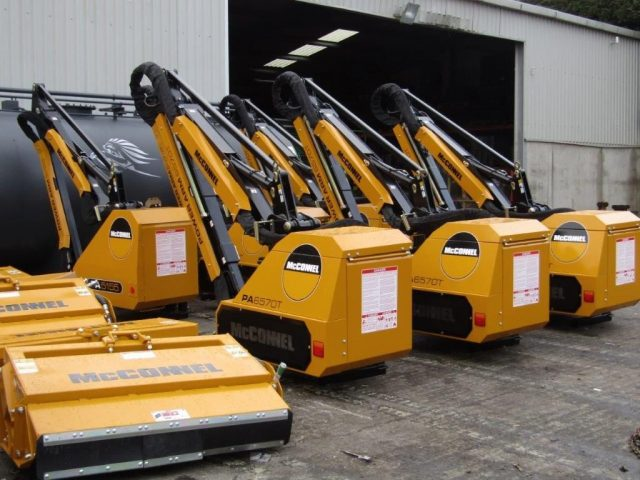 McConnel Hedgecutters