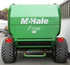 McHale F5500 baler