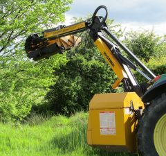 McConnel 6500t hedgecutter