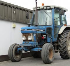 Ford 6810 2 wheel drive tractor