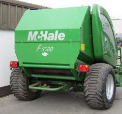 McHale F5500 round baler