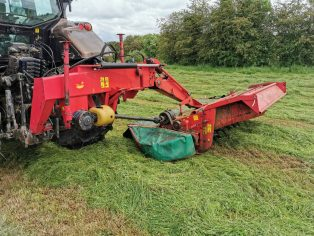 Kverneland Taarup Mower Conditioner
