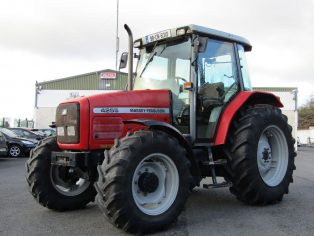 Massey 4255 tractor