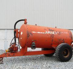 Abbey 1600 gallon vacuum tanker