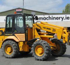 JCB TM200 loader