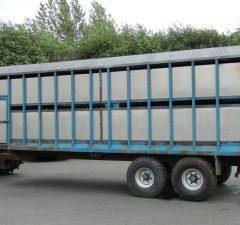 20ft cattle trailer