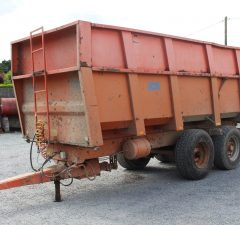 19ft grain trailer