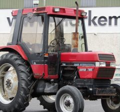 Case 795 2 wheel drive tractor
