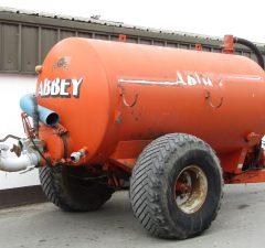 Abbey 1300gal tank
