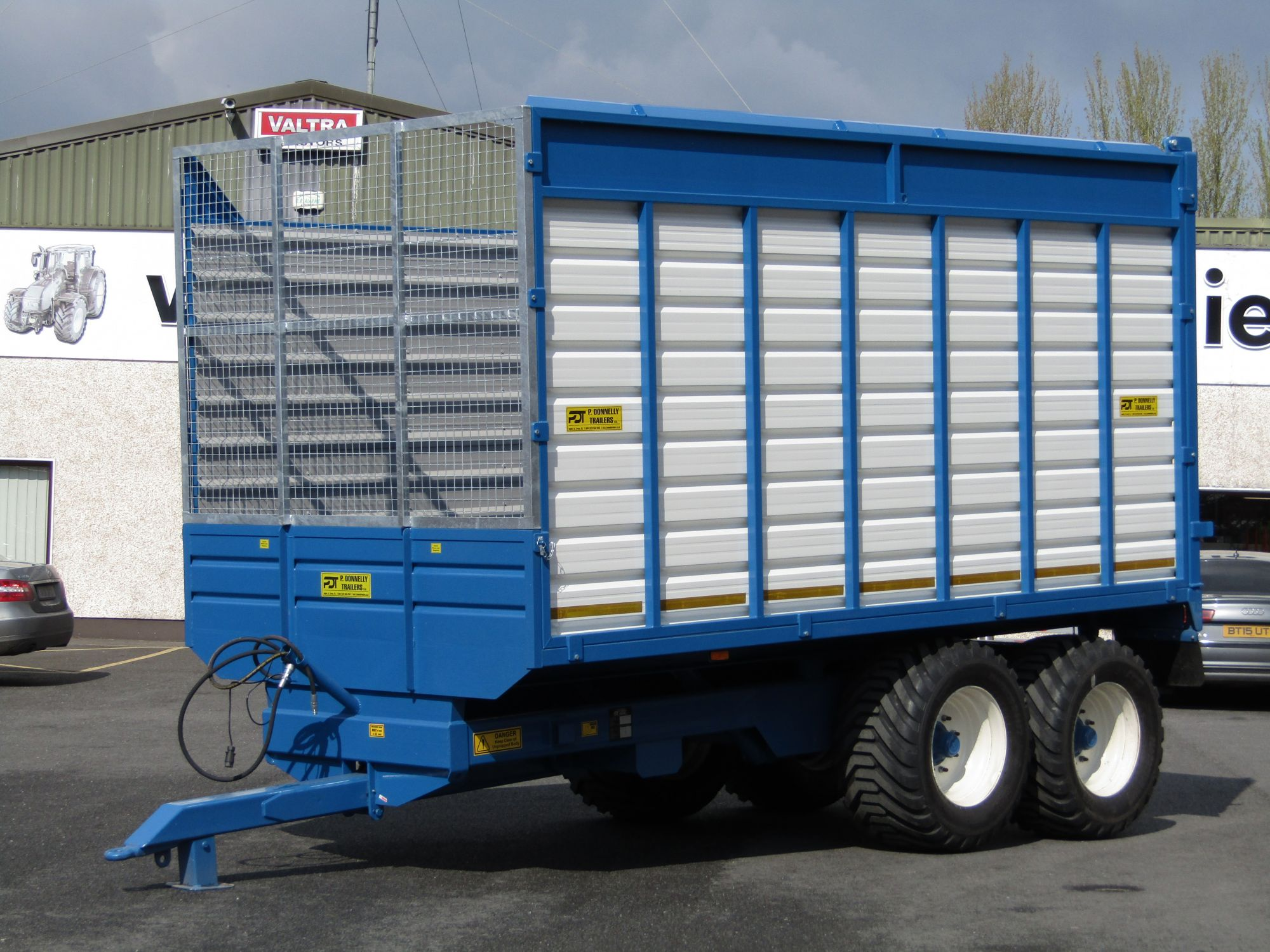 Donnelly silage trailers