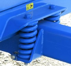 Donnelly 12 ton Dump trailers