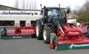Kverneland Mowers Ploughs