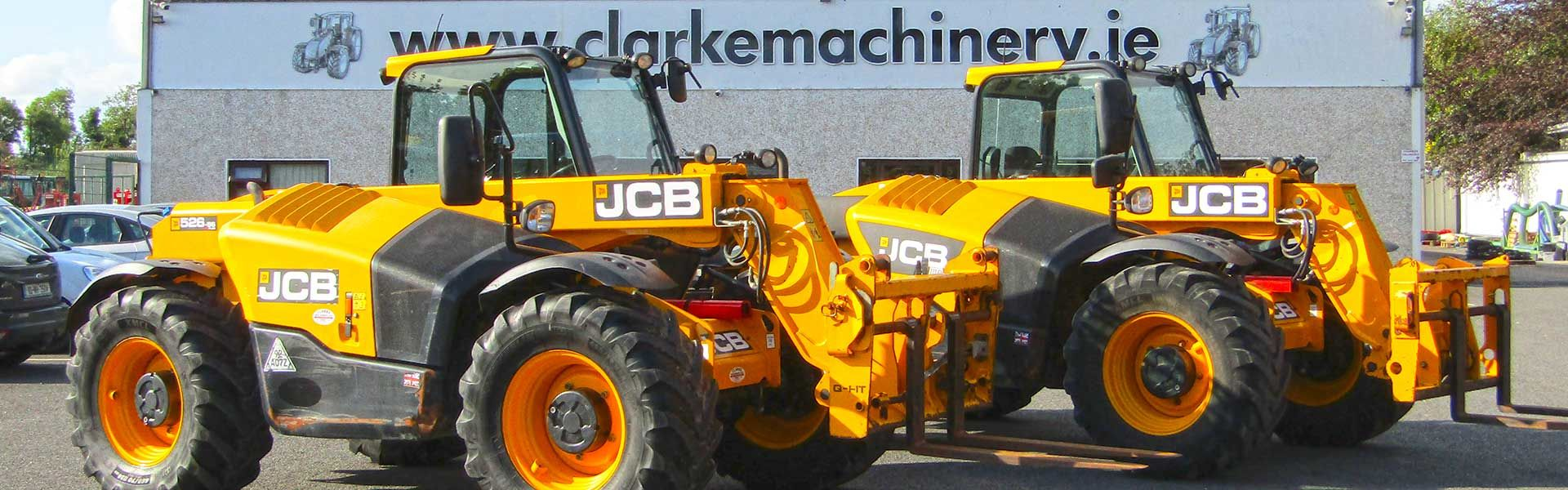 Clarke Machinery Ireland