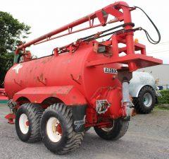 redrock 2500 gallon vacuum tank