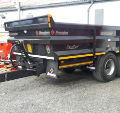 broughan 16ton dump trailer
