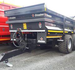 broughan 20ton dump trailer