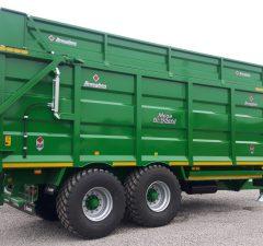 Broughan Grain & Silage trailer