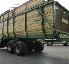 krone wagon