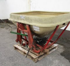 Abbey fertilizer spreader