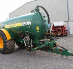 Major 2050 gallon tank
