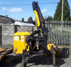 McConnel PA6570 hedgecutter