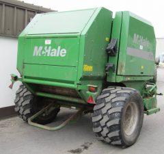 McHale F550 baler