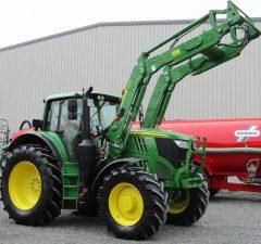 John Deere 6175 tractor