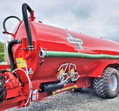 redrock 4000 gallon vacuum tank