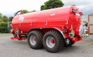 Redrock tanker